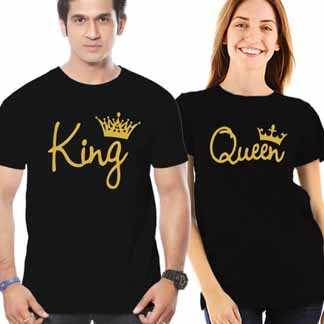 printed couple t shirt suppliers