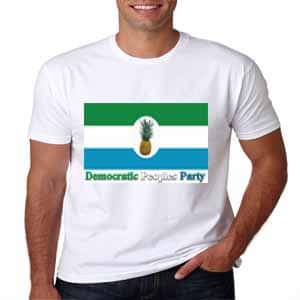 election t shirt supplier