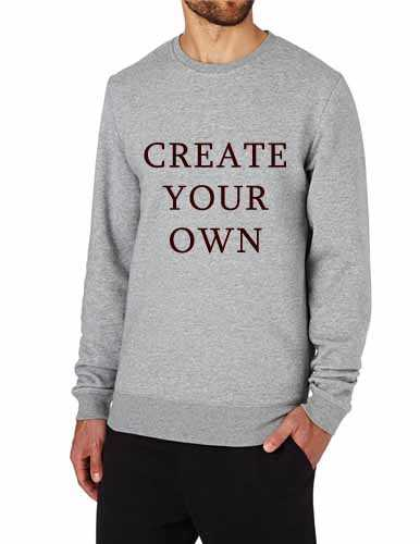 customized sweatshirts