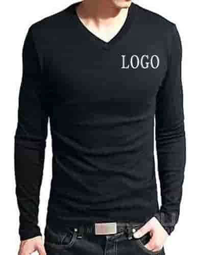 custom v neck t shirts